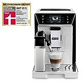 De'Longhi PrimaDonna Class ECAM 556.55.W - Kaffeevollautomat mit integriertem Milchsystem, 3,5'' TFT...