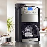 BEEM Kaffeeautomat Fresh-Aroma-Perfect Kaffeemaschine mit Mahlwerk, Permanent-Goldfilter, Timer,...