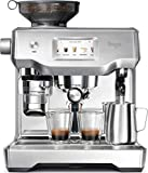 Sage Appliances SES980 the Oracle, Espressomaschine, Gebürsteter Edelstahl