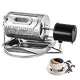 Anhon 40w kaffeebohne röster 600g kaffeebohne röstmaschine haushalt backmaschine kaffeebohnen...