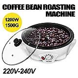 BananaB 1200W Elektrische Kaffee Röster Maschine 220V Household Coffee Bean Roasting Machine 1500g...