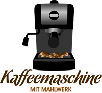 Kaffeemaschine mit Mahlwerk