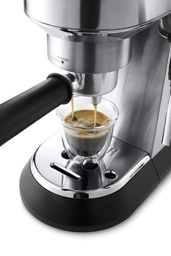 DeLonghi Dedica EC 685 M Siebträger Espressomaschine Test