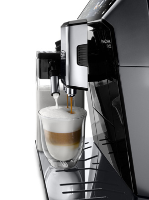 delonghi primadonna class ecam kaffeevollautomat mit mahlwerk test. Black Bedroom Furniture Sets. Home Design Ideas