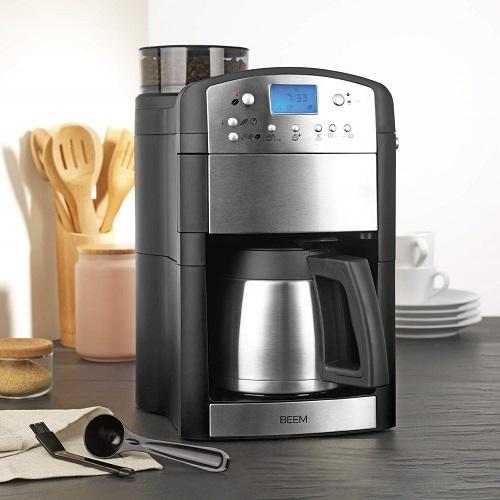 Beem Fresh Aroma Perfect Thermolux Kaffeemaschine mit Mahlwerk