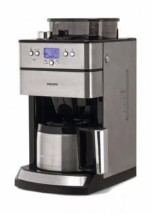 Philips HD7753/00 Grind und Brew mit Mahlwerk, Timer und Thermoskanne